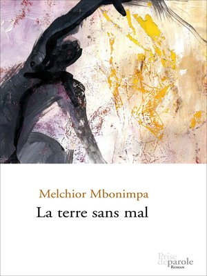 cover image of Terre sans mal