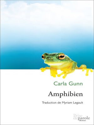 cover image of Amphibien