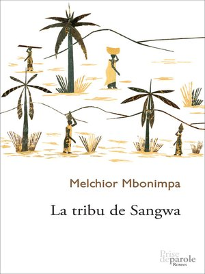 cover image of Tribu de Sangwa