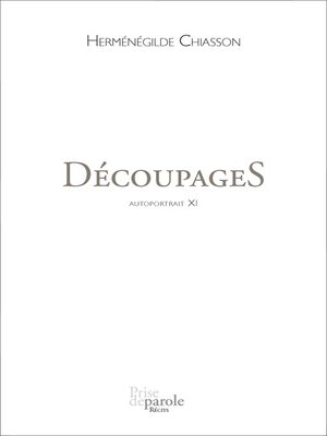 cover image of DécoupageS