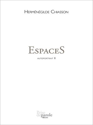 cover image of EspaceS