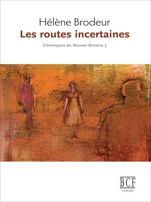 cover image of routes incertaines