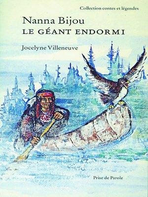 cover image of Nanna Bijou. Le géant endormi