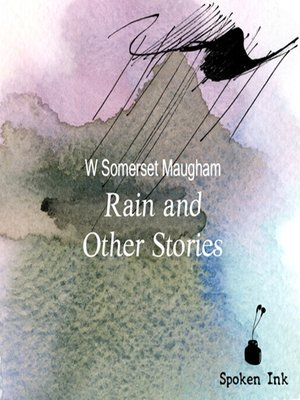 cover image of Rain and Other Stories
