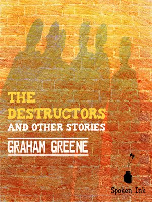 cover image of The Destructors and Other Stories