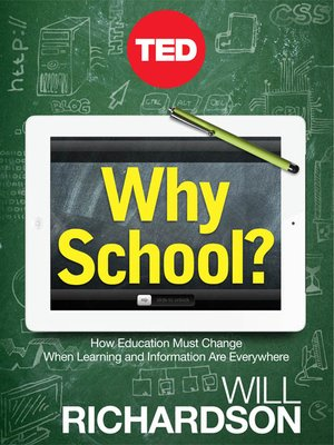 cover image of Why School