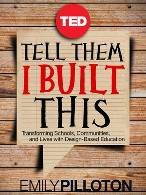 cover image of Tell Them I Built This