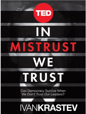 cover image of In Mistrust We Trust