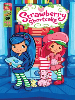 cover image of Strawberry Shortcake, Volume 1, Issue 2