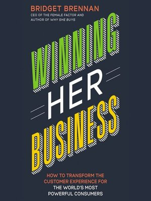 cover image of Winning Her Business