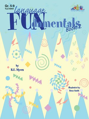 cover image of Language FUNdamentals Book 2