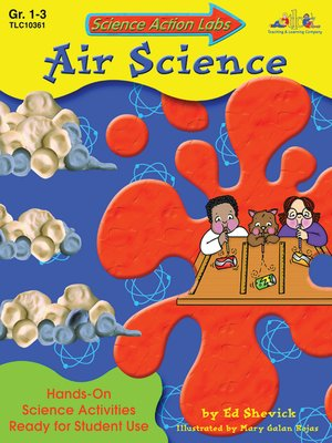 cover image of Science Action Labs Air Science