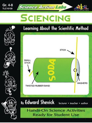 cover image of Science Action Labs Sciencing
