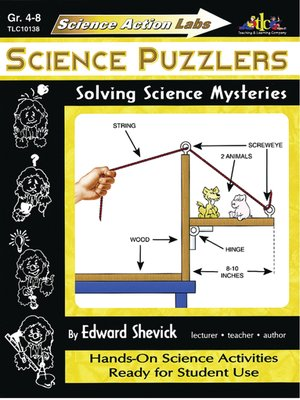 cover image of Science Action Labs Science Puzzlers