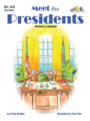 cover image of Meet the Presidents