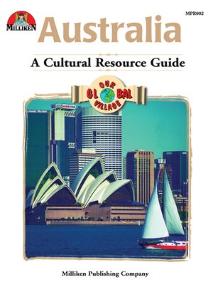 cover image of Our Global Village - Australia