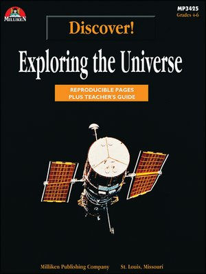 cover image of Discover! Exploring The Universe