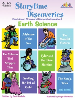 cover image of Storytime Discoveries: Earth Science