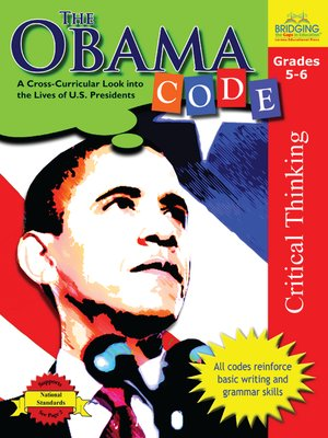 cover image of The Obama Code