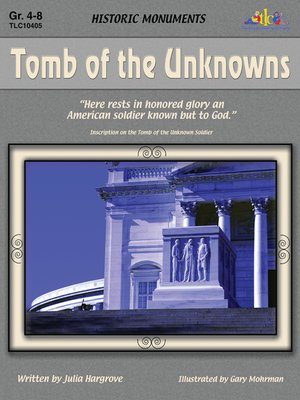 cover image of Tomb of the Unknowns
