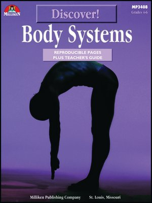 cover image of Discover! Body Systems