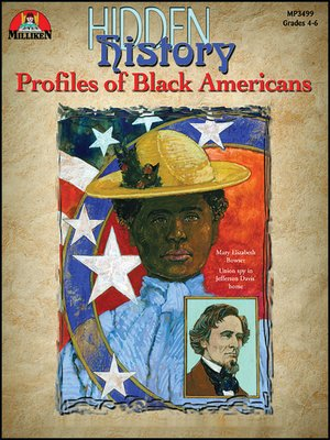 cover image of Hidden History: Profiles of Black Americans