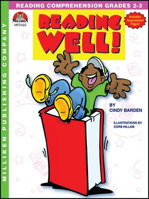 cover image of Reading Well - Grades 2-3