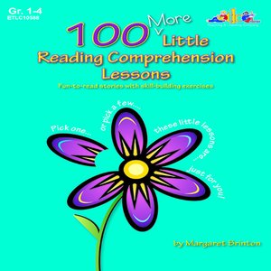 cover image of 100 More Little Reading Comprehension Lessons