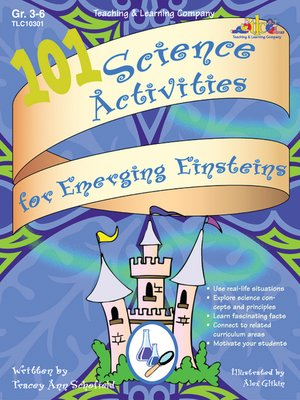 cover image of 101 Science Activities for Emerging Einsteins