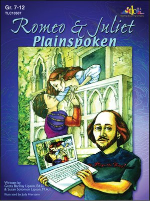 cover image of Romeo & Juliet Plainspoken