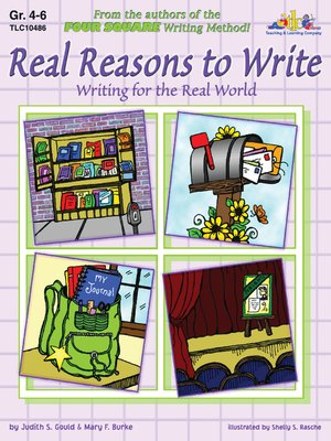 cover image of Real Reasons to Write