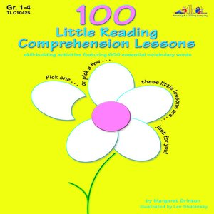 cover image of 100 Little Reading Comprehension Lessons