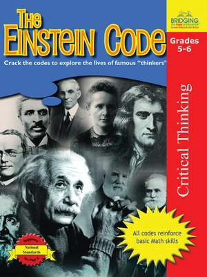 cover image of The Einstein Code