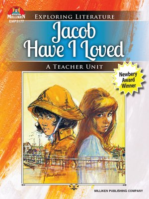 cover image of Jacob Have I Loved