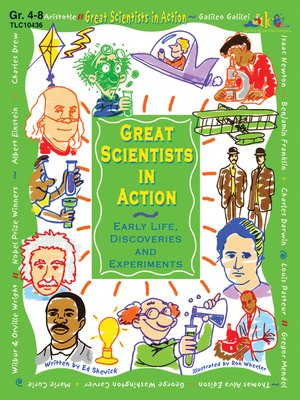 cover image of Great Scientists in Action