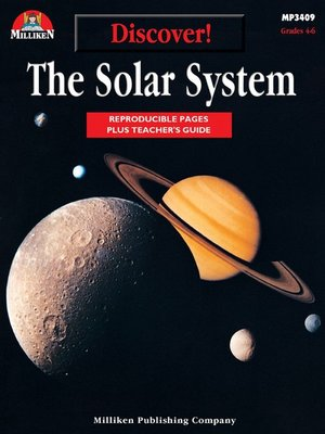cover image of Discover! Solar System