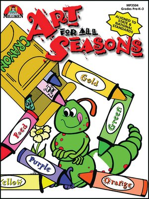 cover image of Art for All Seasons