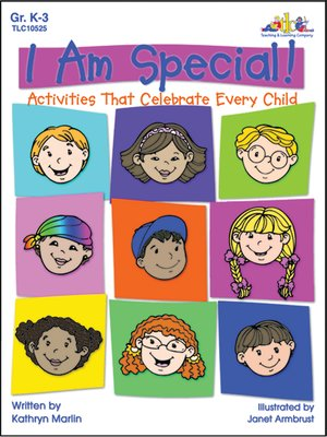 cover image of I Am Special!
