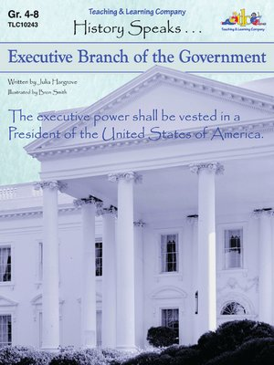 cover image of Executive Branch of the Government