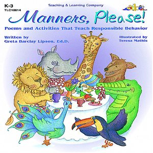 cover image of Manners, Please!