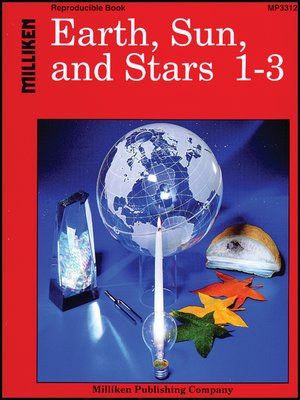 cover image of Earth, Sun and Stars