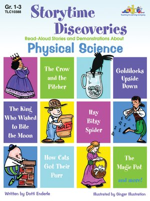 cover image of Storytime Discoveries: Physical Science