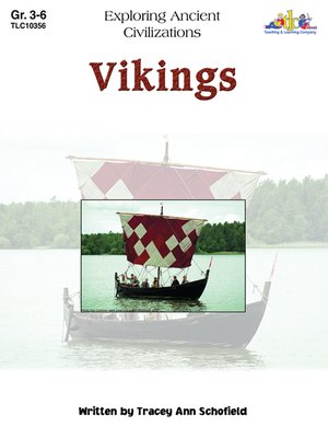 cover image of Vikings