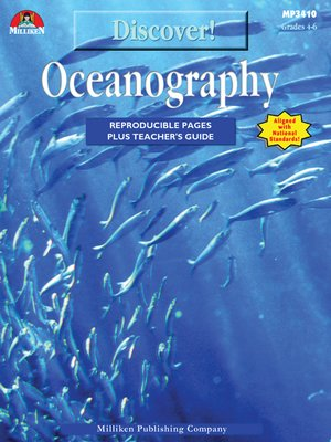 cover image of Discover! Oceanography