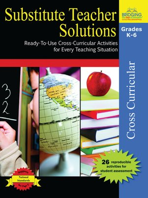 cover image of Substitute Teacher Solutions
