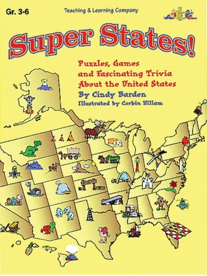 cover image of Super States!