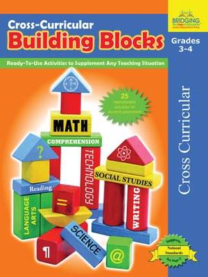 cover image of Cross-Curricular Building Blocks - Grades 3-4