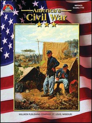 cover image of America's Civil War
