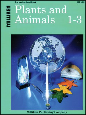 cover image of Plants and Animals