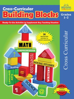 cover image of Cross-Curricular Building Blocks - Grades 1-2